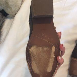 hinge Shoes - Booties swayed